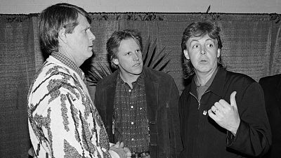 Hoy empieza todo con Ángel Carmona - Paul McCartney, Brian Wilson e 'Inoxidable' - 19/06/17 - escuchar ahora