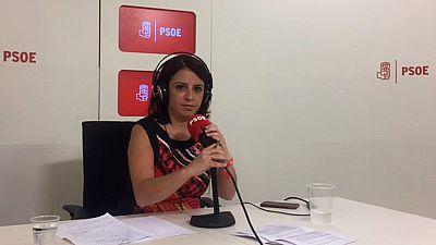 """Las mañanas de RNE - Lastra insiste en llegar a un """"entendimiento"""" con las """"fuerzas políticas del cambio"""" - Escuchar ahora"""