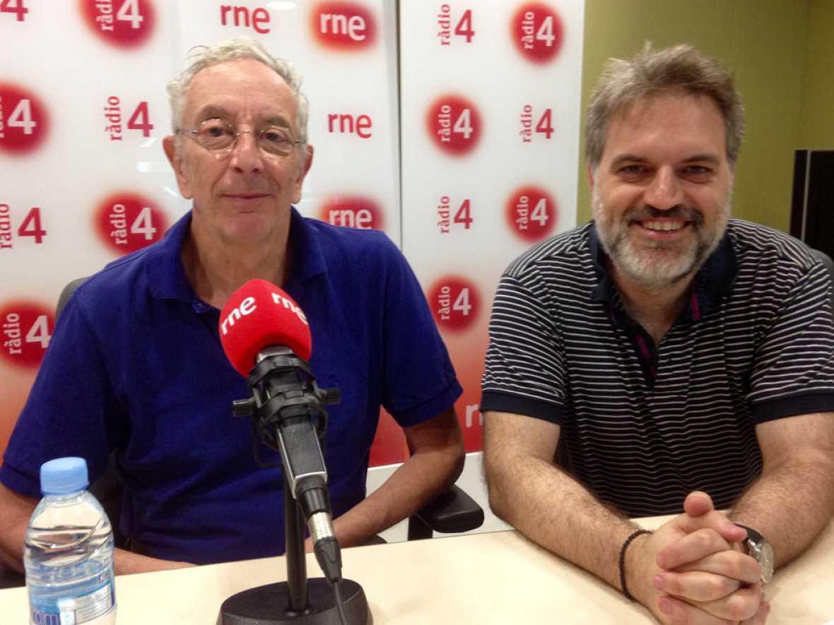 El Matí a Ràdio 4 -  Entrevista Francis Ghilès