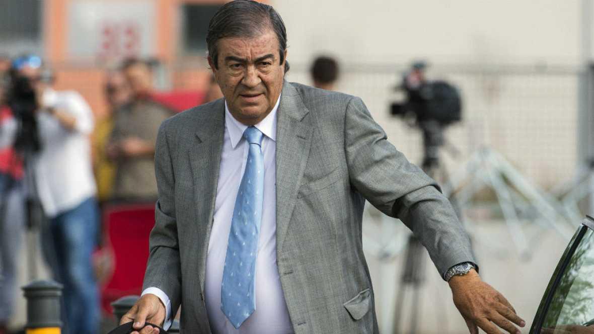 Diario de las 2 - 'Juicio Gürtel': Álvarez Cascos niega que cobrara sobresueldos - Escuchar ahora