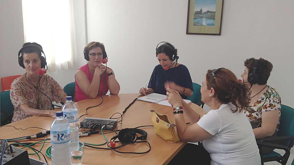 Artesfera - Proyecto 'Arquitecturas de la memoria' en Garrovillas de Alconétar - 19/06/17