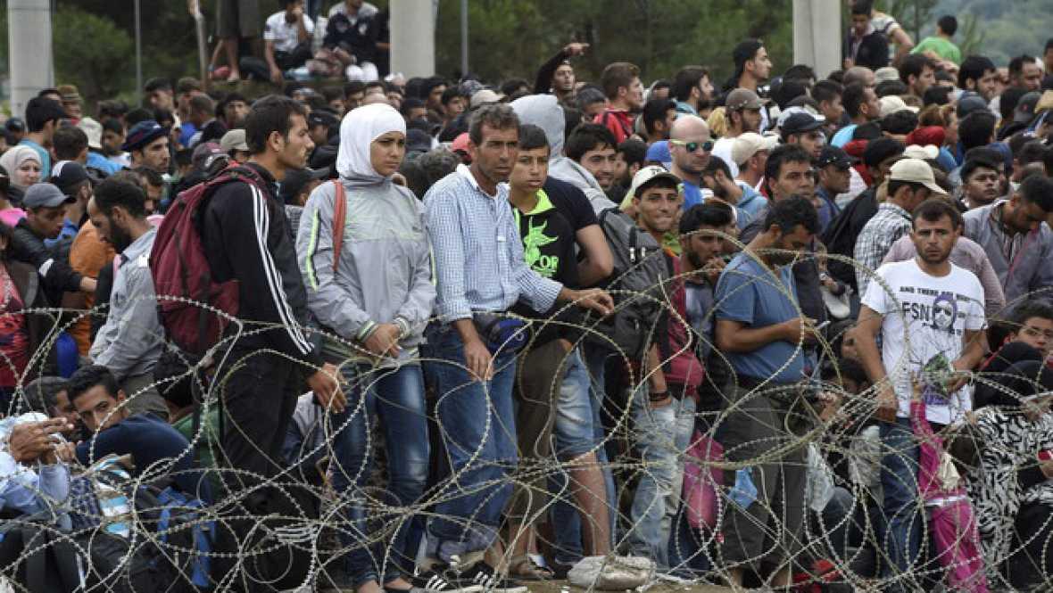 Países en conflicto - Dos historias de refugio - 20/06/17 - Escuchar ahora