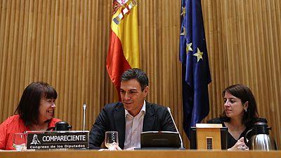 Diario de las 2 - Sánchez anuncia que se reunirá con Podemos y Cs para impulsar medidas de cambio - Escuchar ahora