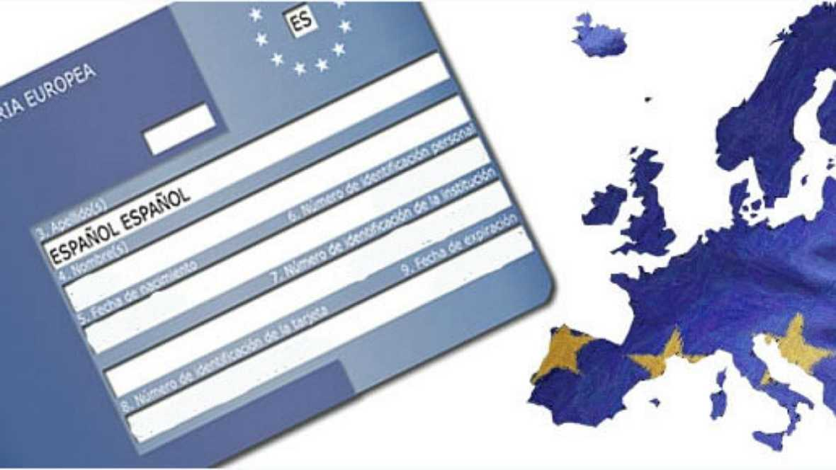 Pregúntale a Europa - Mejor viajar con la Tarjeta Sanitaria Europea - 22/06/17 - Escuchar ahora