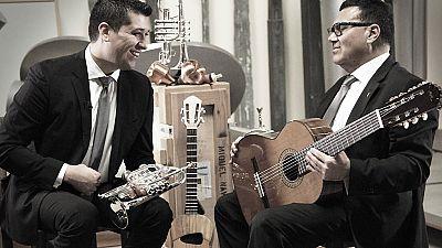 'Entropía', el nuevo disco del trompetista Pacho Flores con el guitarrista Pingüino - Escuchar ahora