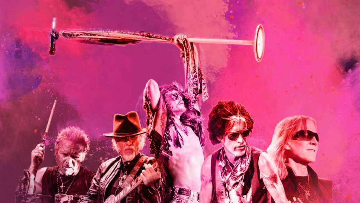 Leyendas del Fénix - Aerosmith - 23/06/17 - escuchar ahora