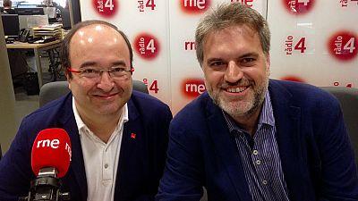 El matí a Ràdio 4 - Entrevista Miquel Iceta