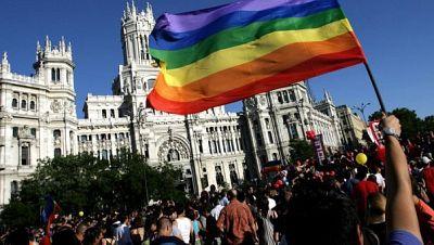 Marca España - Arranca el WorldPride Madrid 2017 bajo el lema 'Viva la vida' - 23/06/17 - Escuchar ahora