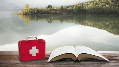 Salimos por el mundo - Jordi Nadal, autor de Libroterapia - Escuchar ahora