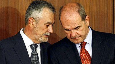 Diario de las 2 - El juicio de Chaves y Griñán por los ERE empezará en diciembre - Escuchar ahora