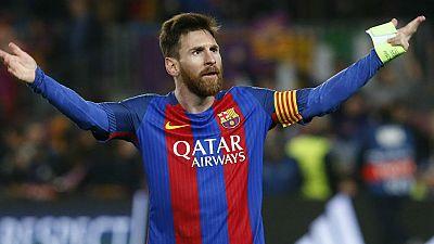 Diario de las 2 - Messi: la Fiscalía acepta sustituir la pena por una multa de 250.000 euros - Escuchar ahora