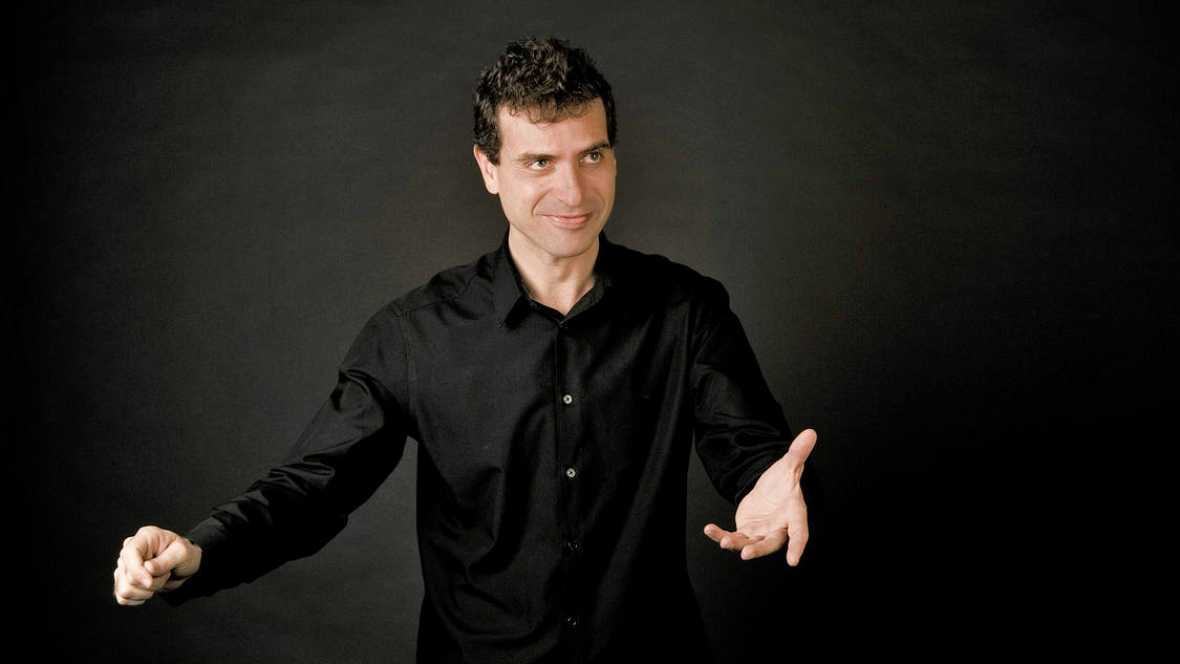 Fila cero - Orquesta Sinfónica y Coro de RTVE - 23/06/17 - escuchar ahora