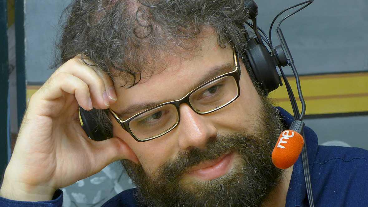 """No es un día cualquiera - Sergio del Molino: """"Tenemos un relato muy distorsionado de la vida del campo"""" - Escuchar ahora"""