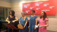 La riproposta - De la Edad Media al folklore: Cantaderas - 24/06/17 - escuchar ahora