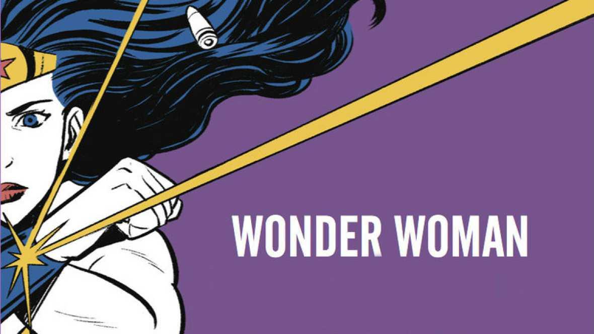 La hora del bocadillo - Wonder Woman, premios Eisner y Bocadillos de Ultramar - 24/06/17 - escuchar ahora