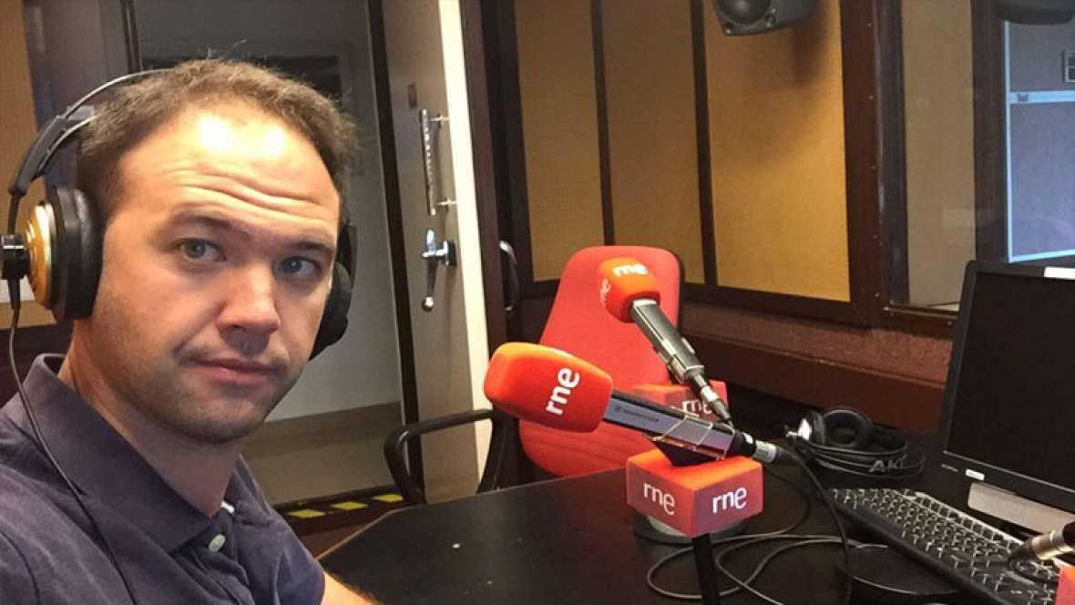 El matí a Ràdio 4 - Entrevista Javier Lesaca