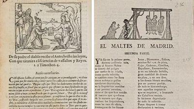 Punto de enlace - Los libros prohibidos que recopiló Luis de Usoz - 26/06/17 - Escuchar ahora