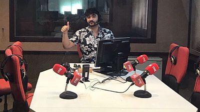 El matí a Ràdio 4 - Entrevista a Jorge Marazu