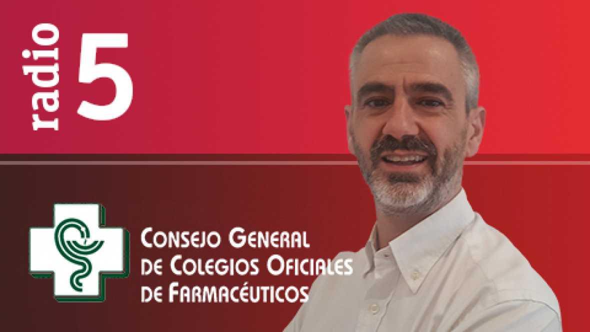 Farmacia Abierta - La profesión farmaceútica en 2017 - 26/06/17 - Escuchar ahora