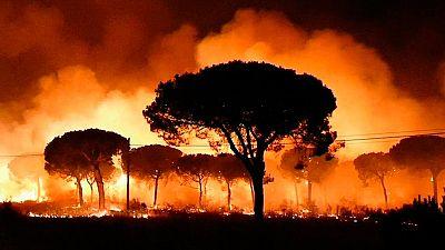 Coordenadas - Arde Doñana - 26/06/17 - escuchar ahora