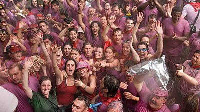 España vuelta y vuelta - Fiestas de San Felices y San Pedro, en Haro, La Rioja - 27/06/17 - Escuchar ahora