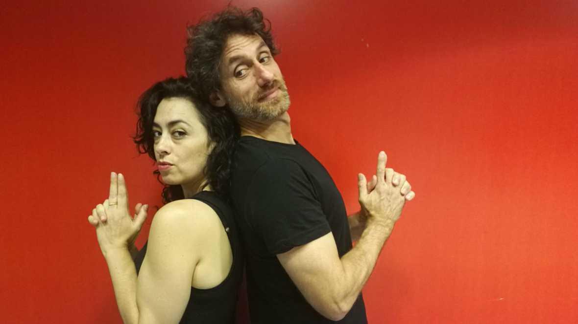 Las cuñas de RNE ¿ María Isasi y Alberto Berzal, 'El príncipe y la corista' y Curt Allen Wilmer ¿ 28/06/17 - Escuchar ahora