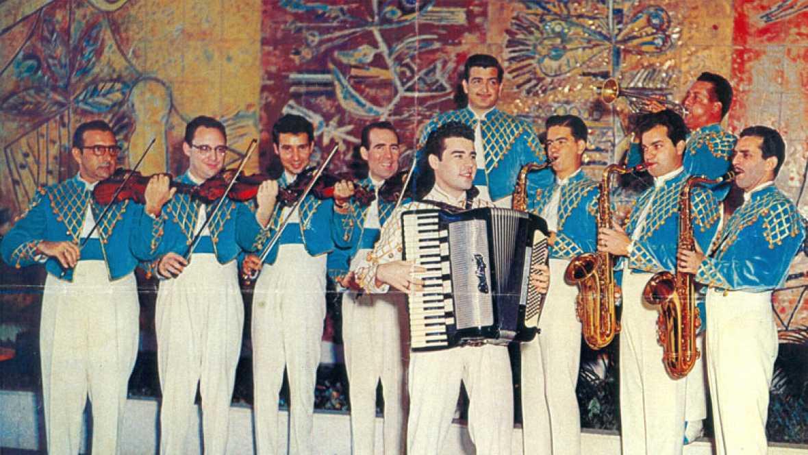Club Trébol - Jesús Moreno i les seves orquestres