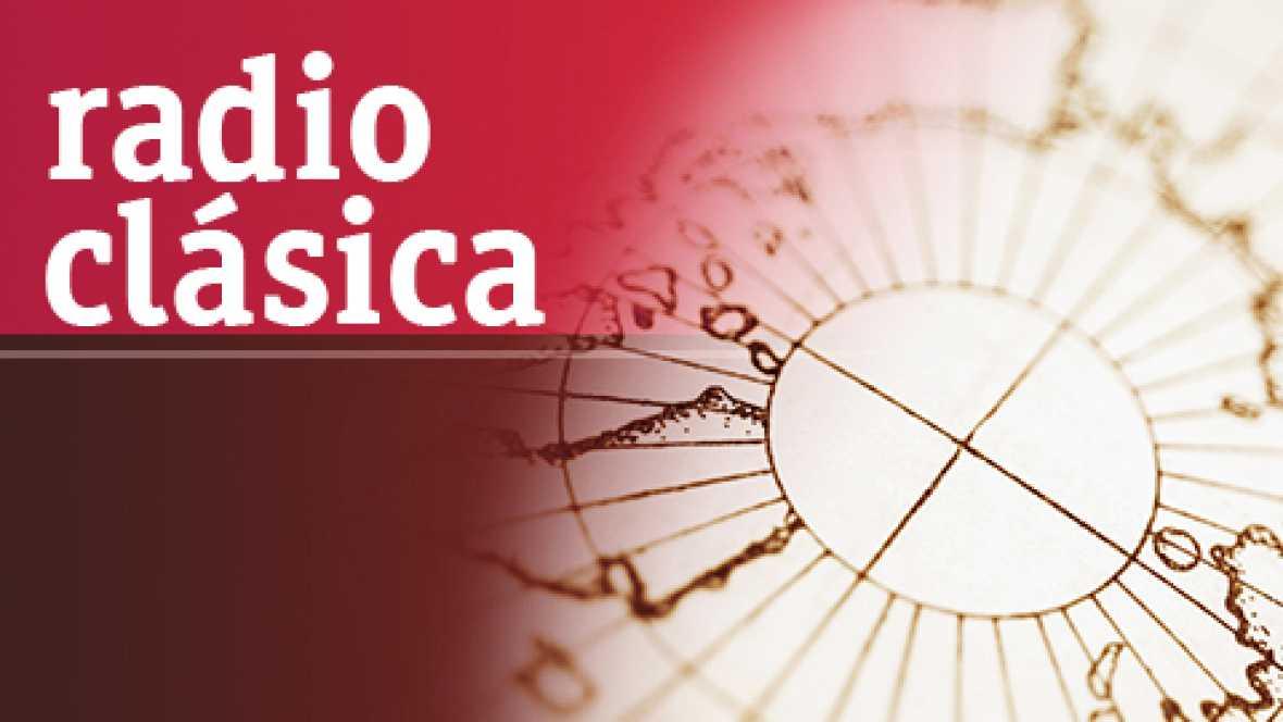 Cartogramas -  Granada¿ La Alhambra... El Albayzín - 29/06/17 - escuchar ahora