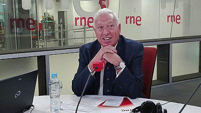 Las mañanas de RNE - García Margallo confiesa que propuso a Rajoy que aplicará durante 24 horas el artículo 155 - Escuchar ahora