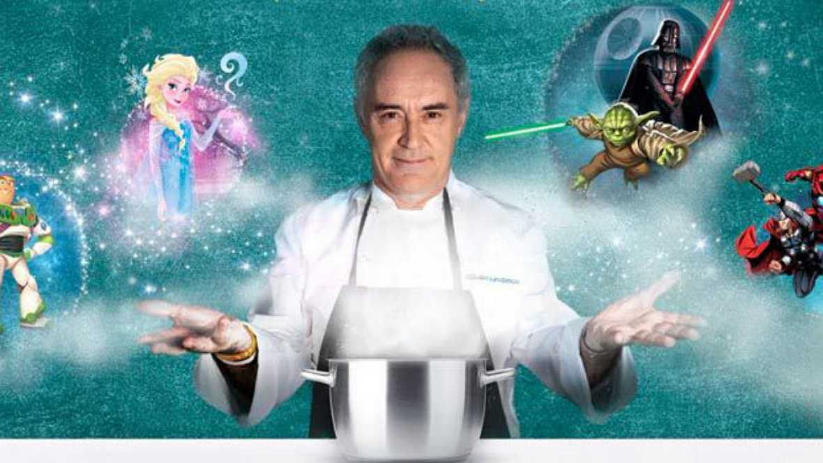 Reportaje Emisoras - Master Class de Ferran Adriá en Salamanca - 03/07/17 - Escuchar ahora