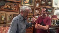 La sala - José Sacristán, Premio Corral de Comedias del Festival de Almagro - 04/07/17 - Escuchar ahora