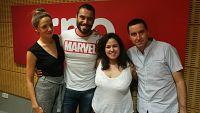 La sala - Jose Padilla dirige a Laura Galán, María Hervás y Juan Vinuesa - 04/07/17 - Escuchar ahora