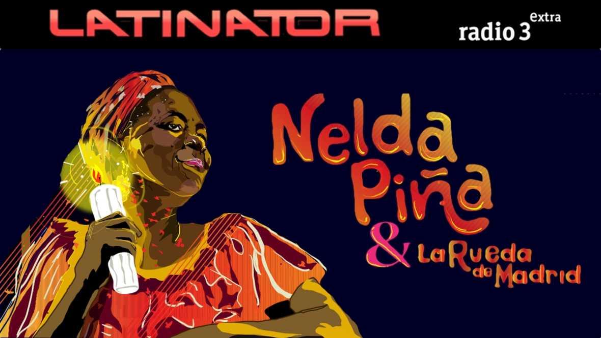 Latinator - NELDA PIÑA - 06/07/17 - escuchar ahora