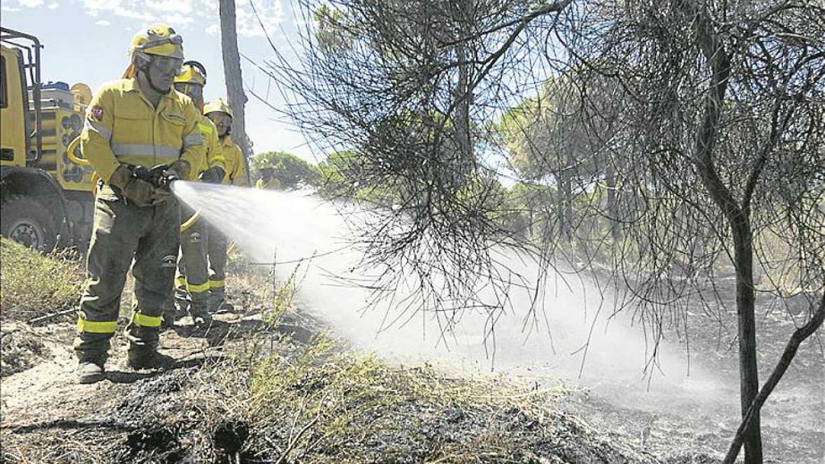 Reportajes Emisoras - El incendio de Doñana - 07/07/17 - Escuchar ahora