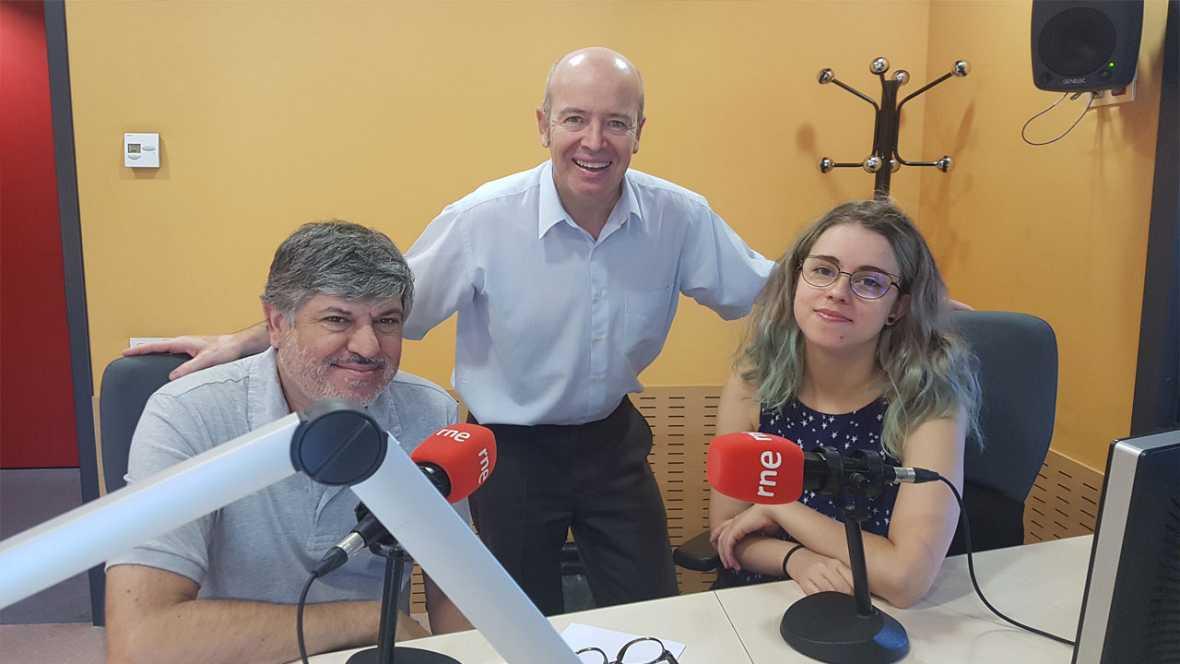 Econòmix - 'Economia col·laborativa: definició, àmbit d'actuació i reptes' amb Daniel Serra i Elisabet Roselló