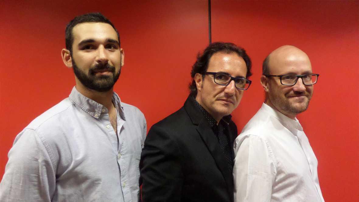 Club 21 - Amb Jordi Serrano i Gonzalo Velasco