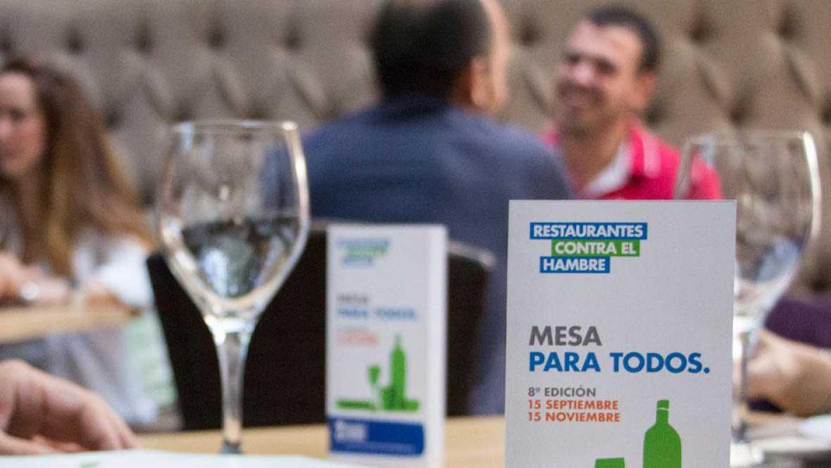 Mundo solidario - Campaña Restaurantes contra el Hambre - 16/07/17 - escuchar ahora