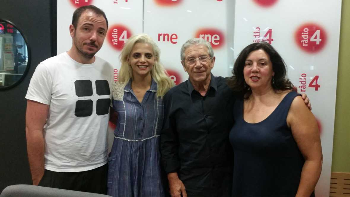 Va de cine - Tertúlia amb Macarena Gómez, Jaume Ripoll i Joan Pera