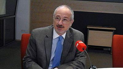 Las mañanas de RNE - El embajador de Israel defiende las medidas de seguridad en la Explanada de las Mezquitas - Escuchar ahora