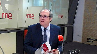 Las mañanas de RNE - Ángel Gabilondo (PSOE) pide diálogo en Cataluña - Escuchar ahora