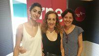 La sala - Carme Portaceli, Míriam Iscla y Alba Flores hablan de 'Troyanas' - 20/07/17 - Escuchar ahora