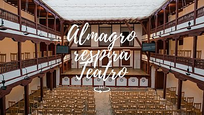 En escena - Almagro repira teatro, reportaje transmedia del Lab de RTVE.es y La sala de RNE - 23/07/17 - Escuchar ahora