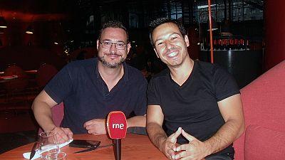 La sala - Jorge García Palomo y Jorge Segura, cómico en la radio - 05/07/17 - Escuchar ahora