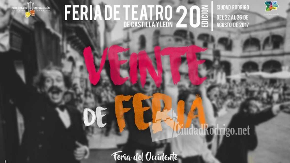 Artesfera - Feria de Teatro de Castilla y León - 24/07/17 - escuchar ahora