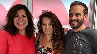 He venido aquí a hablar de lo mío - Antonio de Vicente y Carlota Ferrer - 24/07/17 - Escuchar ahora