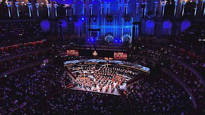 Proms 2017 - Concierto celebrado en el Royal Albert Hall - 24/07/17 - escuchar ahora