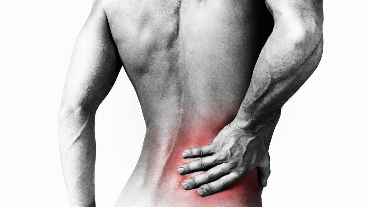 Punto de enlace - Los españoles somos los europeos que sufrimos más dolor corporal - 25/07/17