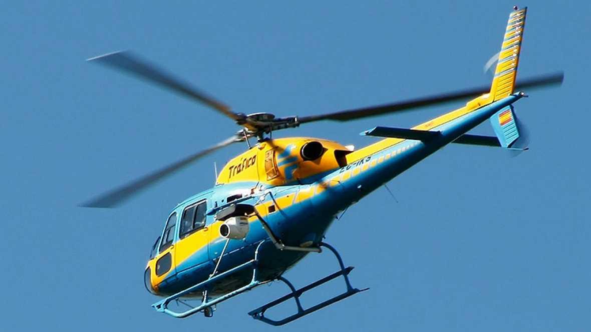 Por todo lo alto - La patrulla de helicópteros de la DGT - 26/07/17 - Escuchar ahora