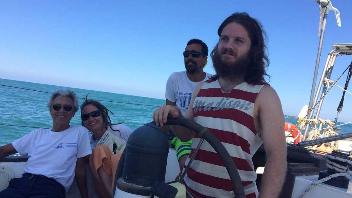 En primera persona - A bordo del velero Diosa Maat de Ecologistas en Acción - 28/07/17 - Escuchar ahora