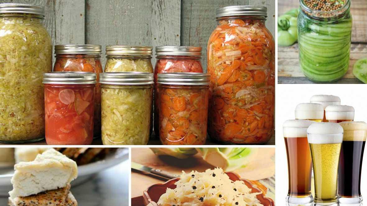 Alimento y salud - Pepino y fermentos - 30/07/17 - Escuchar ahora